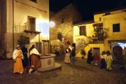 Presepe vivente: Piazza Padella