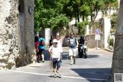 I primi ad arrivare al Borgo di Cesano