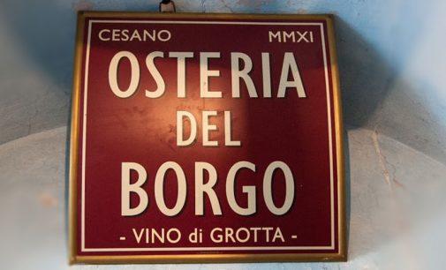 Osteria del Borgo: un ristorante raccomandabile