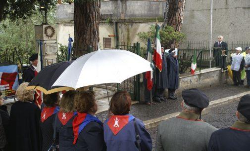 Domenica 4 Novembre: omaggio ai caduti