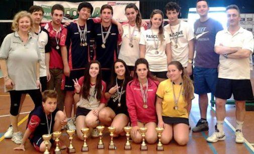 Concluso il Gran Prix Primavera di Badminton a Bracciano