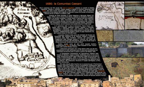 III. 1686: la Comunitas Caesani