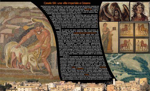VI. Casale Sili: una villa imperiale a Cesano