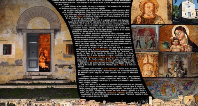 VII. La chiesa di S. Nicola: un ciclo pittorico sfarzoso