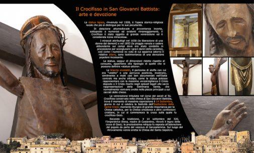 XII. Il Crocifisso lineo in S. Giovanni Battista: arte e devozione