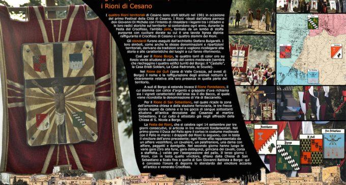 XIV. Borgo, i Gufi, Fontebacco e San Sebastiano: I Rioni di Cesano