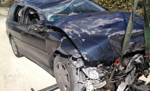 Nepi. Incidente stradale quattro feriti. Due giovani gravi