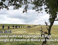 Domenica 29 Maggio: a piedi da Cesano a Isola Farnese