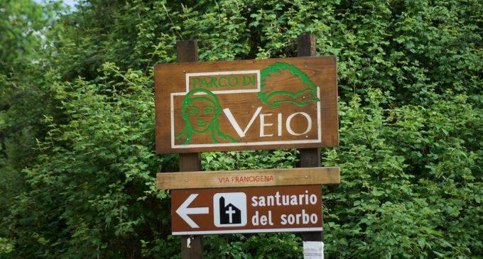 Camminiamo da Cesano verso il Santuario del Sorbo