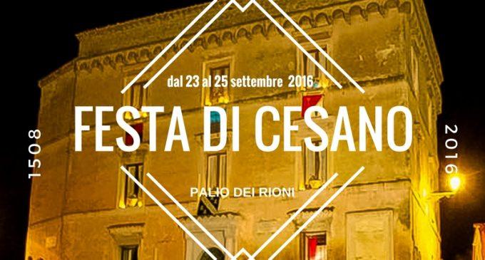 PROGRAMMA Festa del Ss. Crocifisso di Cesano di Roma 2016