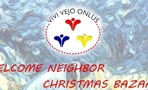 Welcome Neighbor Christmas Bazaar