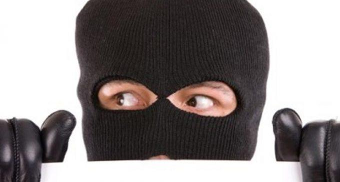 Attenti ai ladri
