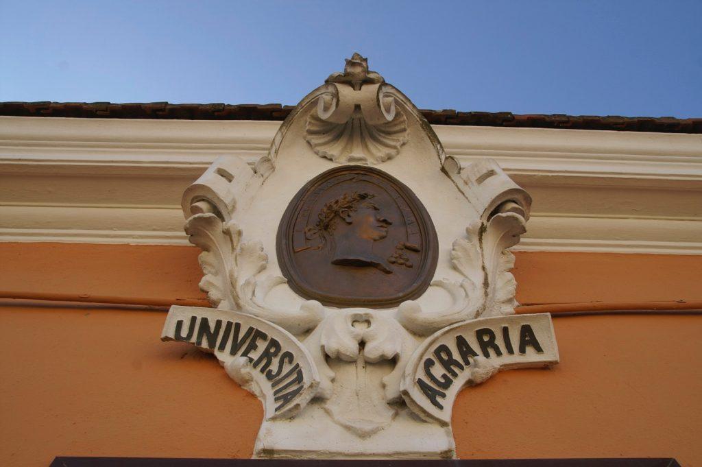 Stemma dell'Università Agraria di Cesano di Roma