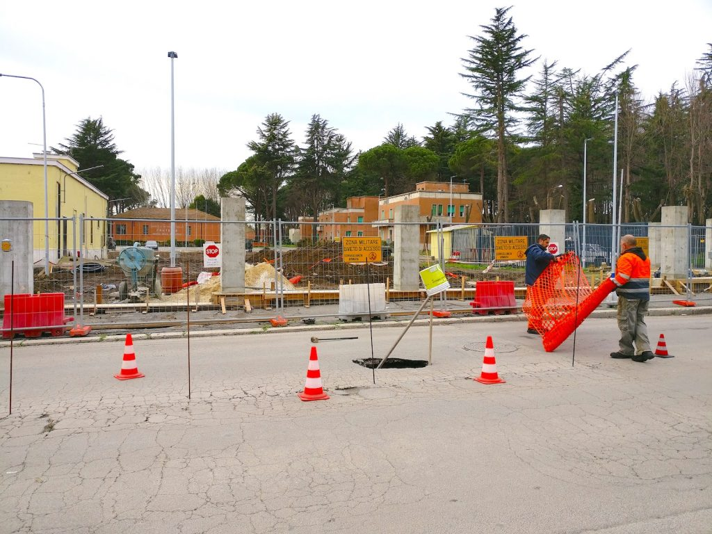 Via della Stazione di Cesano