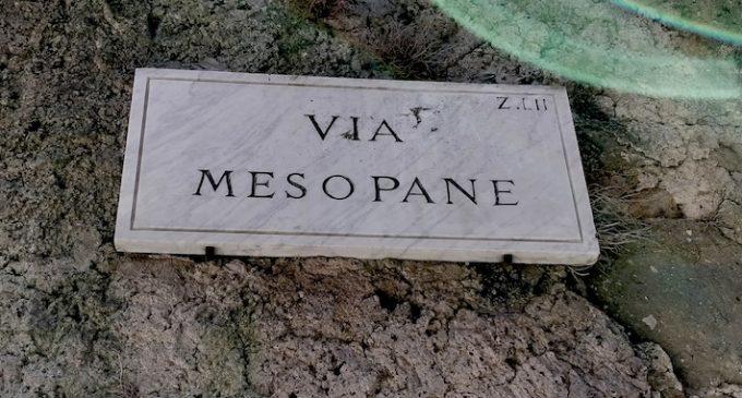 Via Mesopane!!!