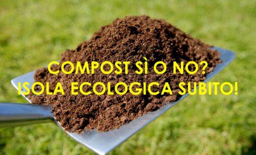 Compost tra Osteria Nuova e Cesano?