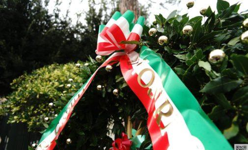 Monumento ai Caduti, Cesano Borgo, domenica 4 Novembre 2018