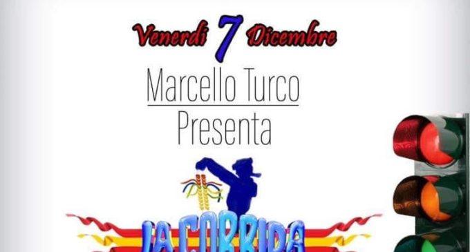 Marcello Turco a La Cascata