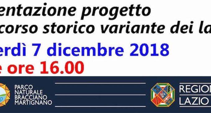 7 Dicembre: Via Francigena, Cesano