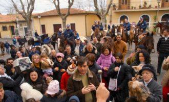 Sant'Antonio Abate: domenica 20 Gennaio a Cesano