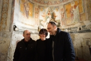 Massimo Lauria, Stefania Aini, Fabrizio Vistoli, gli autori