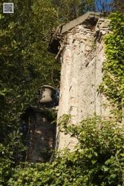 Portale della Villa Valdambrini (2008)