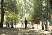 DIV Festa del Ss. Crocifisso: benedizione del Palio e degli Stemmi