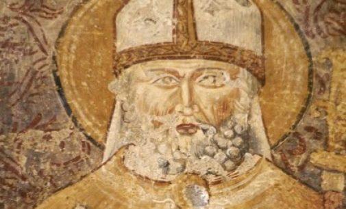 San Nicola, patrono di Cesano