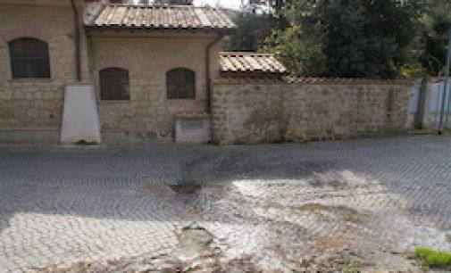 """""""Fontanella"""" in Via della Fontana Secca"""
