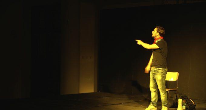 Una bella recitazione teatrale a Cesano
