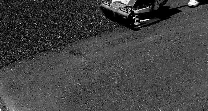 Partiti i lavori di ripavimentazione di via della Stazione di Cesano