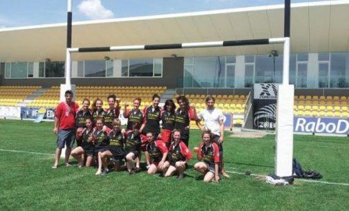Montevirginio, il rugby al femminile