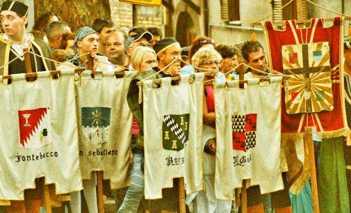 12-13-14 Settembre. 506° Festa del Ss. Crocifisso al Borgo di Cesano