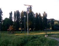 Pulizia straordinaria del Parco della Pace a Grottarossa