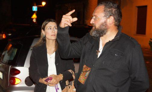 Claudia Koll a Cesano