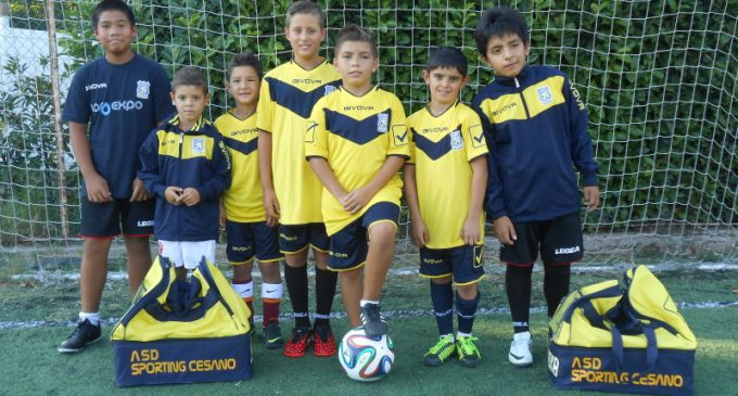 ASD Sporting Cesano, una nuova opportunità sportiva