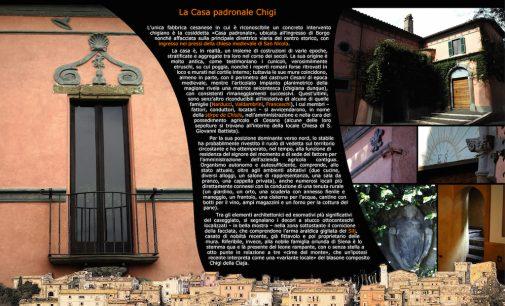 VIII. La Casa padronale Chigi