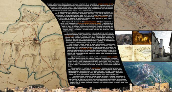 IX. Terra di Cesano: la struttura urbanistica
