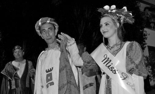 Una serie di scatti di Miss Palio 2014