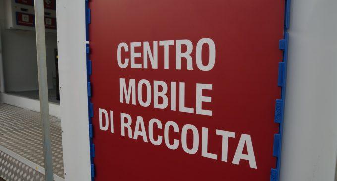 Centro Mobile di Raccolta Ama