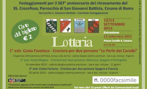 Premi della lotteria