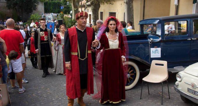 Corteo storico: i vestiti