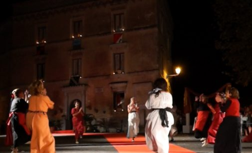 Evento Medioevale: Elezione Reginetta Palio 2015 con coreografie medievali