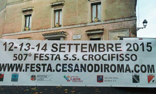 Festeggiamenti per il 507° anniversario del ritrovamento del SS. Crocifisso.
