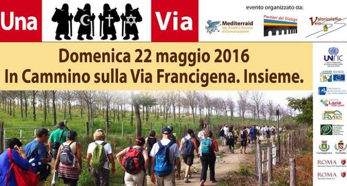 La Via Francigena: domenica 22 Maggio