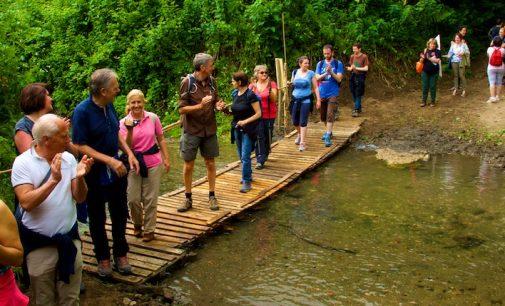 Da Cesano a Isola Farnese: il battesimo della Via Francigena