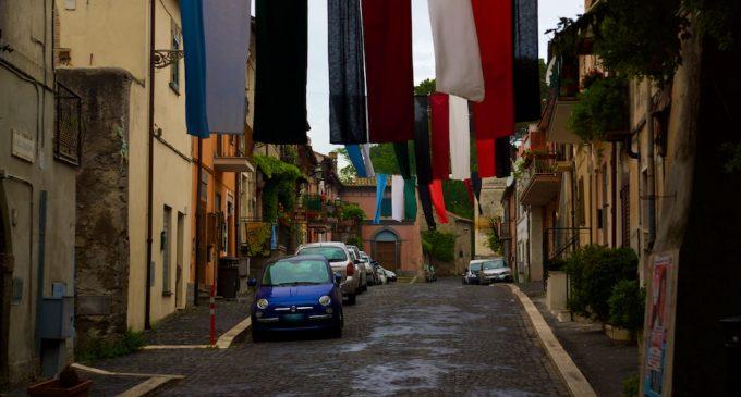 Borgo di Sopra: parcheggio regolato?