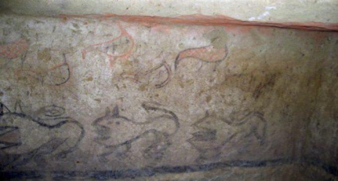 Apertura straordinaria della Tomba dei Leoni Ruggenti