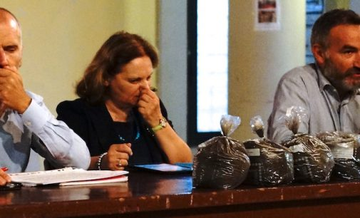 Compost: sì o no all'impianto a Cesano