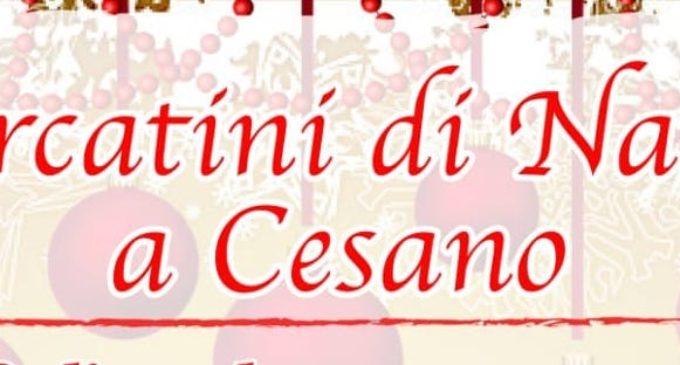 Mercatini di Natale a Cesano